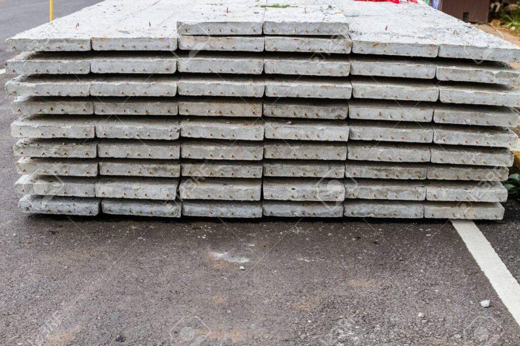 losas de cemento